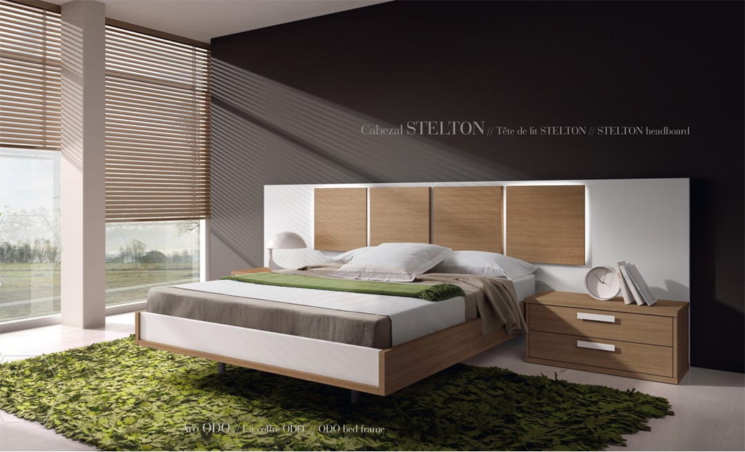 Dormitorio eos 113 de glicerio chaves mobel k6 for Muebles chaves