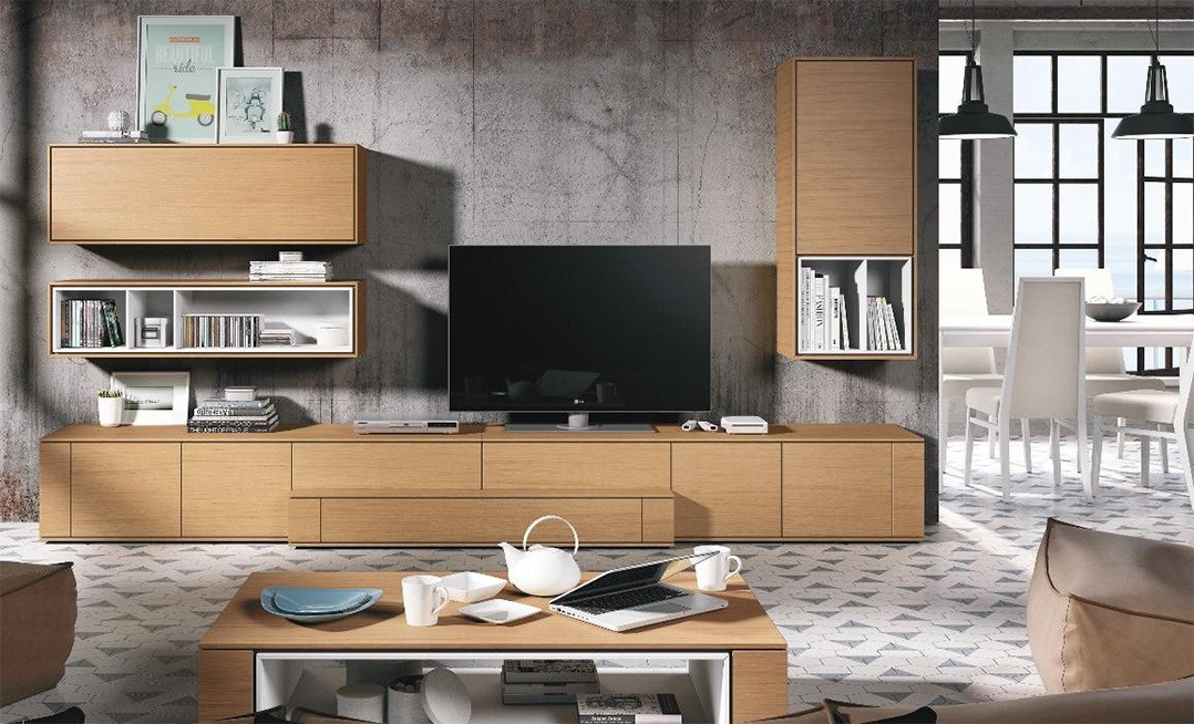 Mueble apilable AB404