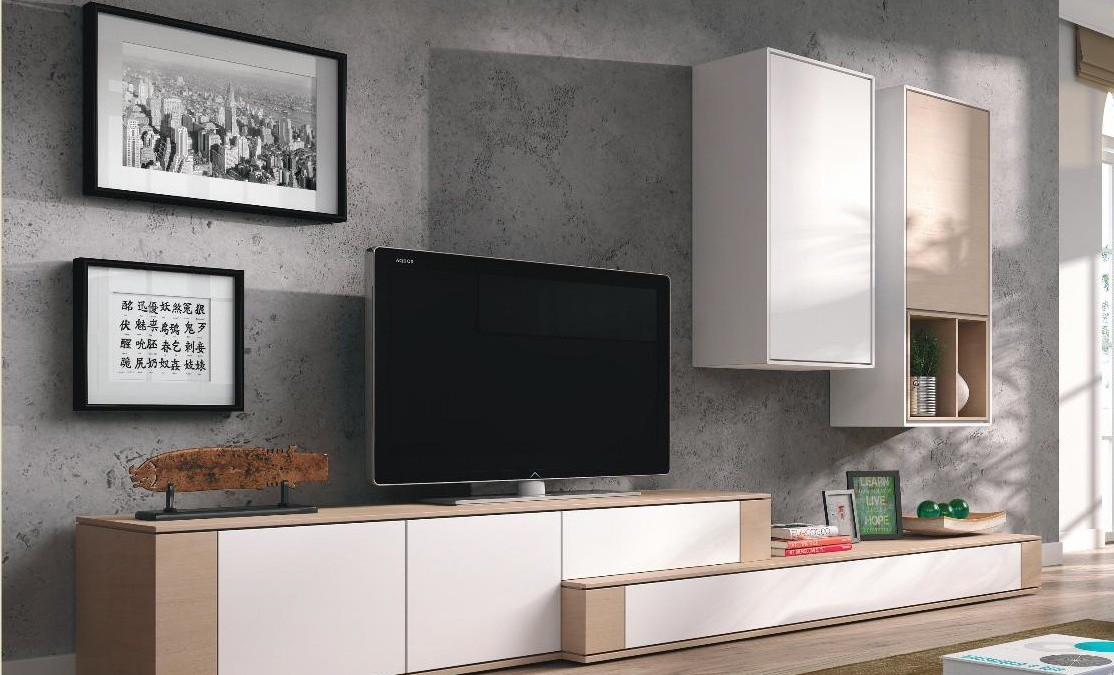 Mueble apilable AB401