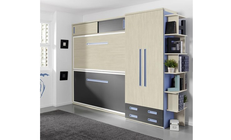 Muebles cama abatibles awesome mueble cama abatible for Amazing camas abatibles