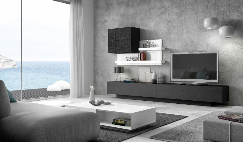 Mueble Apilable AB323
