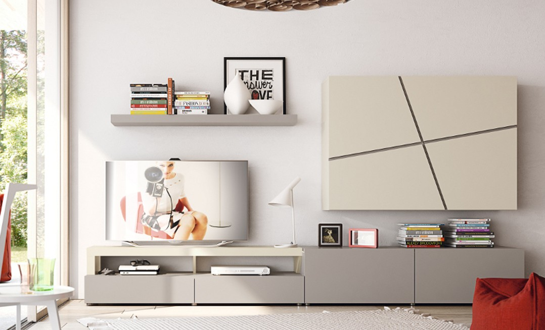 Mueble apilable GS510