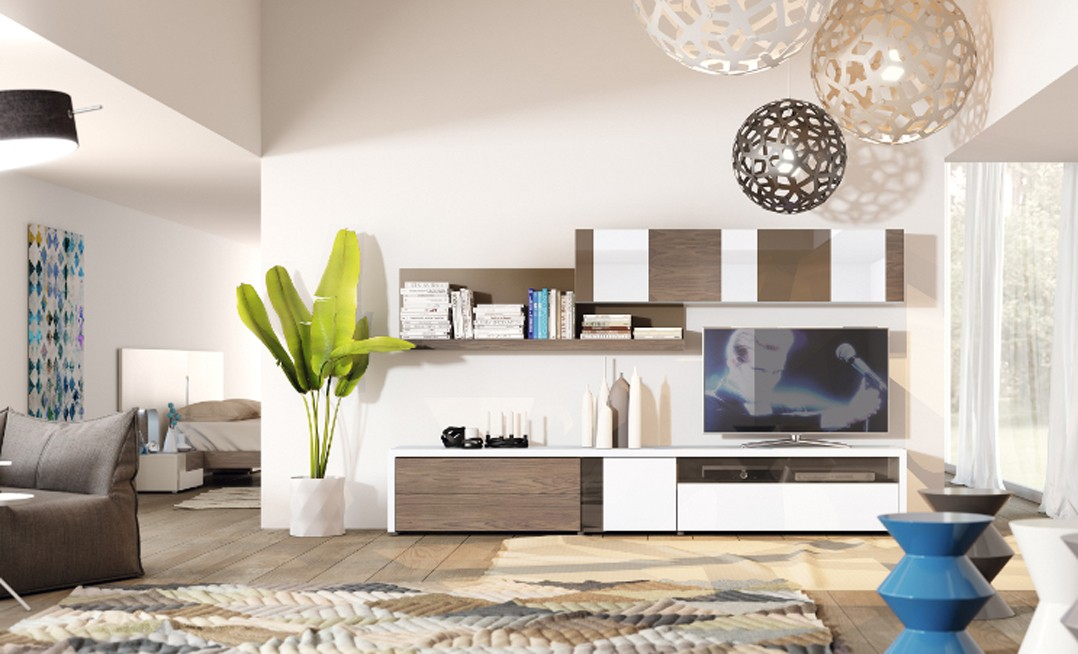Mueble apilable GS508