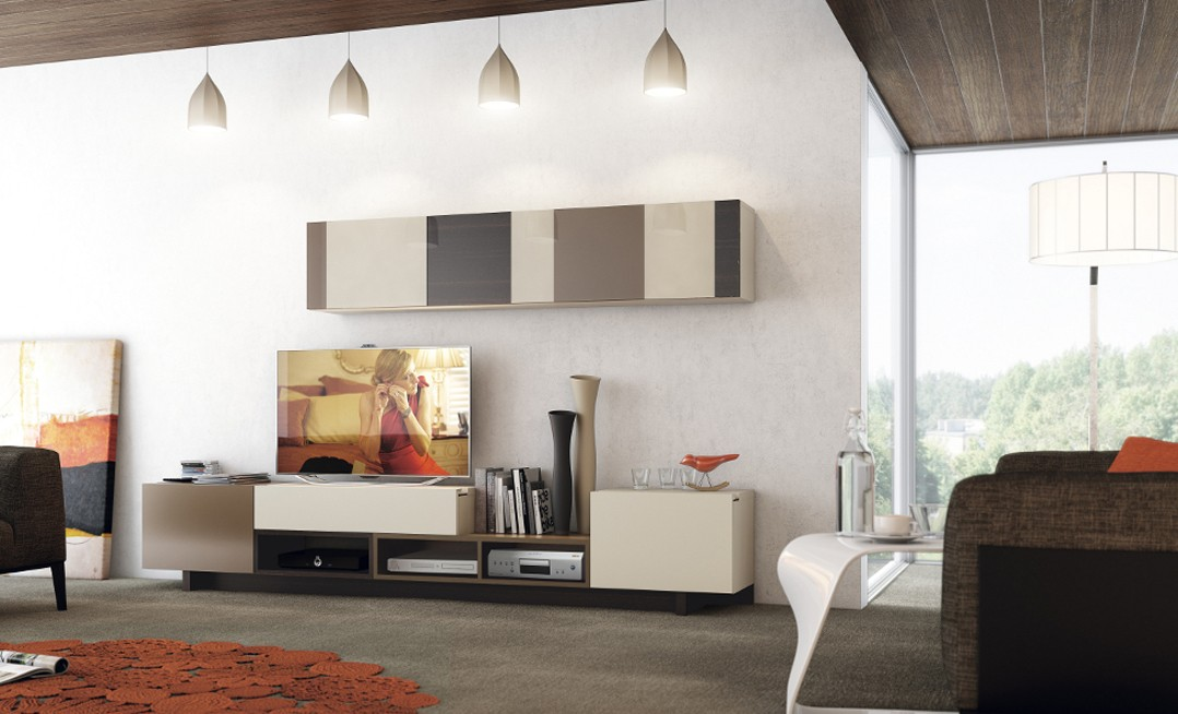 Mueble apilable GS517
