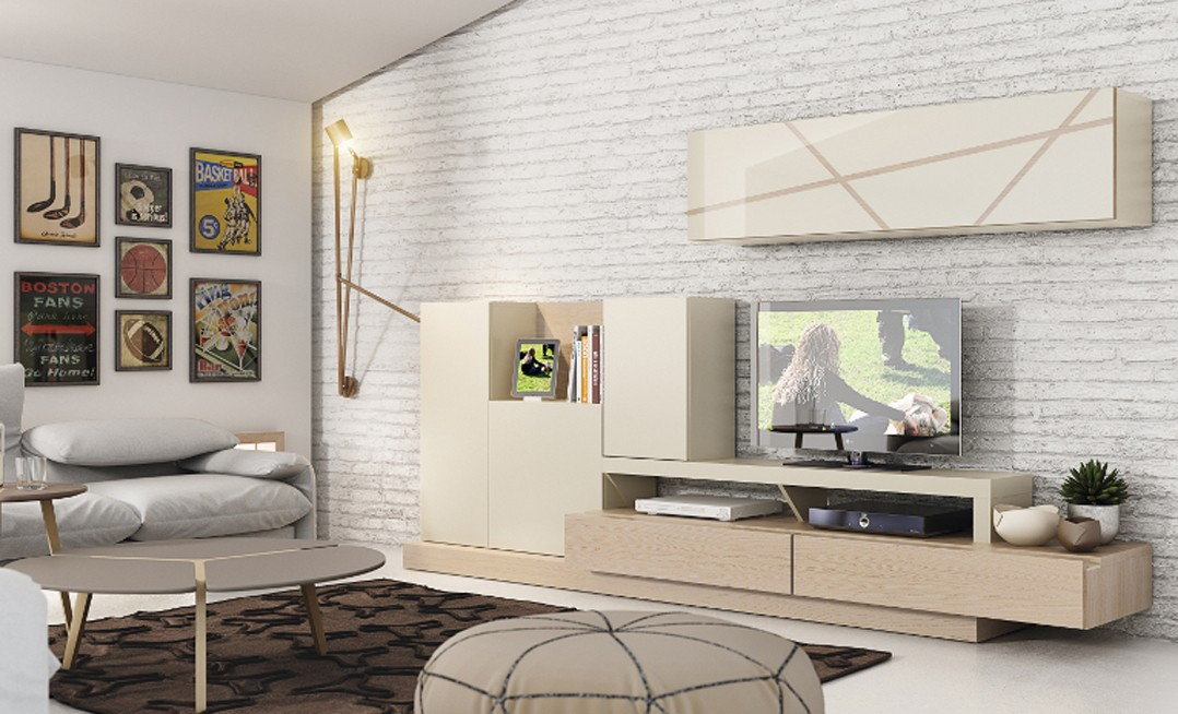 Mueble apilable GS519