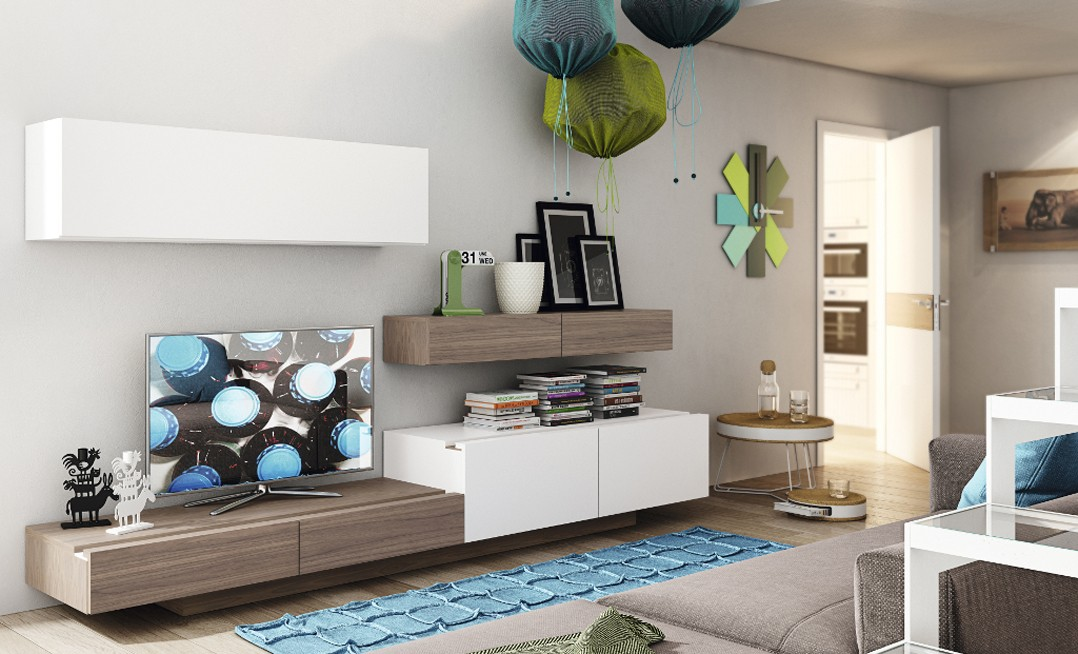 Mueble apilable GS522