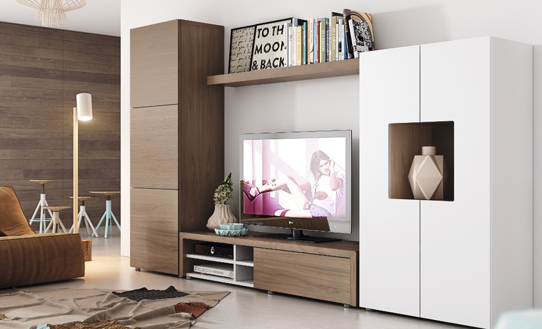 Mueble apilable GS520