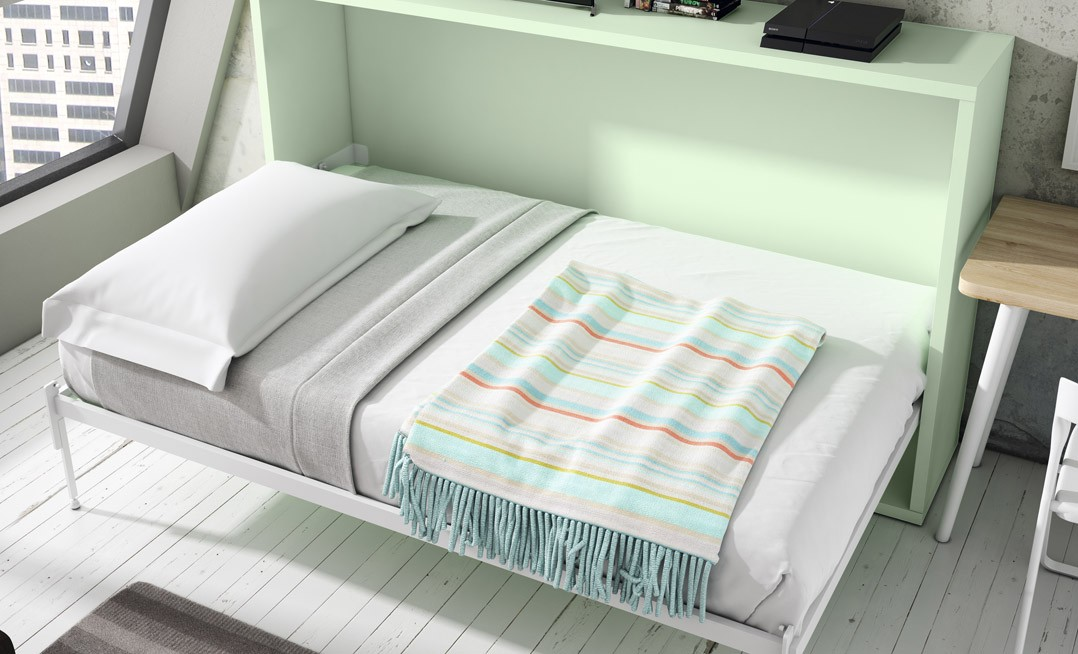 Cama abatible E100