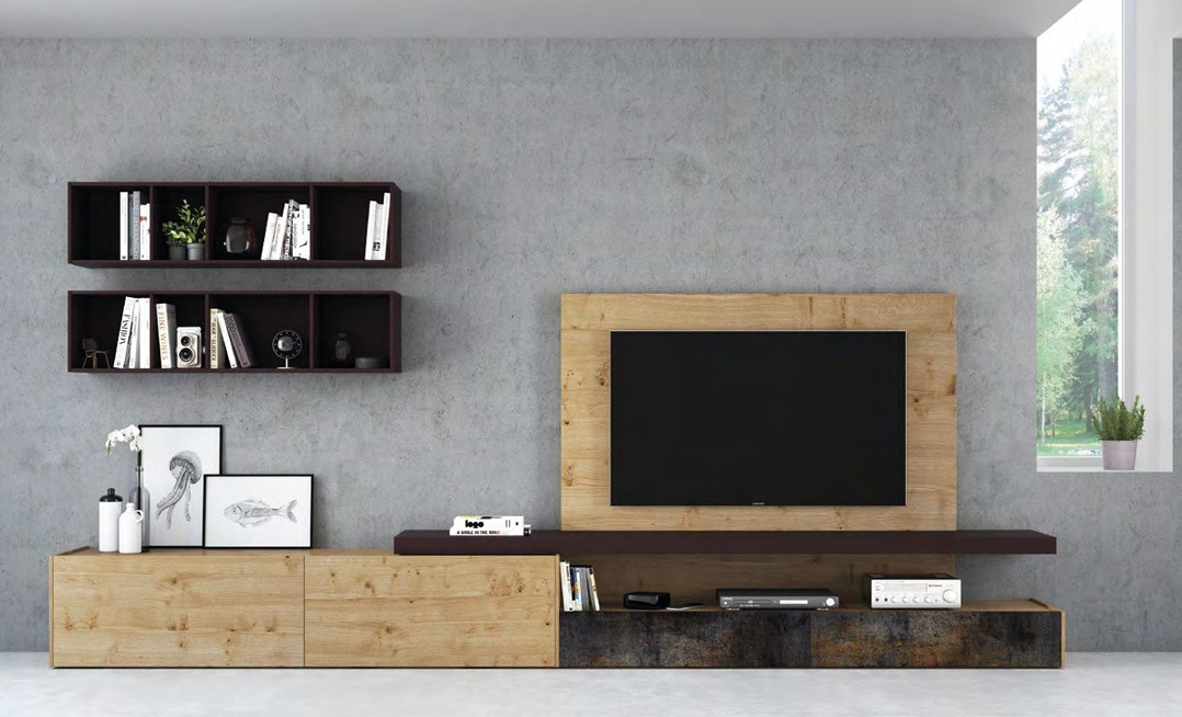 Mueble Apilable TV02