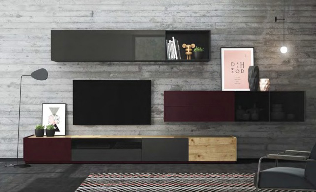 Mueble Apilable TV05