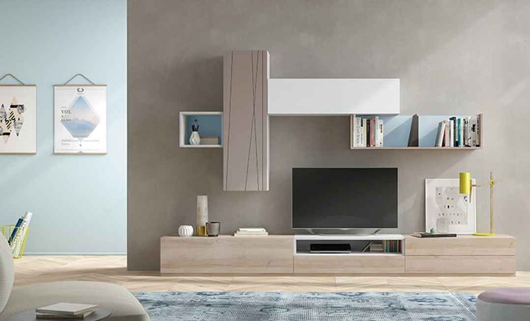 Mueble Apilable AN35