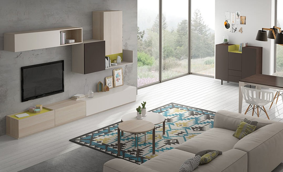 Mueble Apilable AN41