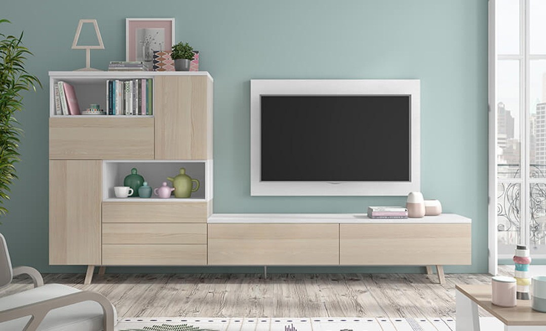 Mueble Apilable AN45
